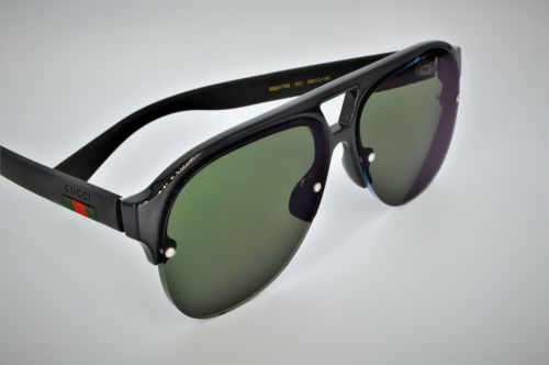 206f4763f1 Gucci frame reglazed with prescription lenses. The high street Opticians  refused to do it